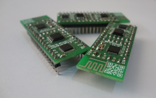 programmable wifi module for electronic engineers