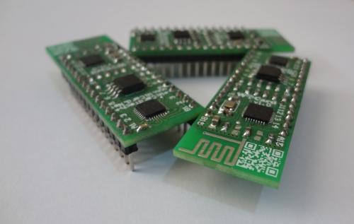 programmable wifi module for electronic engineers